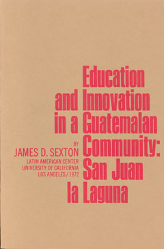 Education and Innovation in a Guatemalan Community