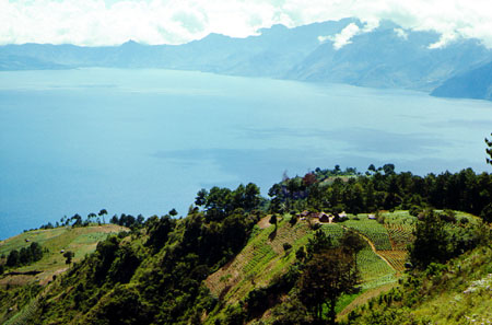 Lake Atitlan photo by James Sexton.