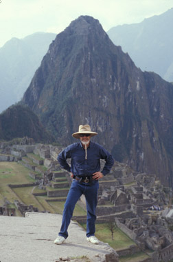 Photo by Marilyn Sexton, Machu Picchu